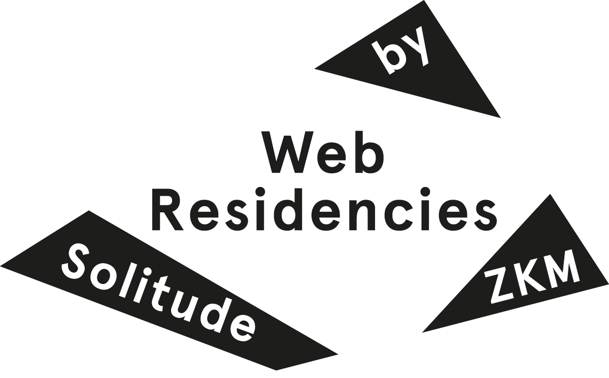 Web Residencies by Solitude and ZKM